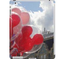 Main Street Balloons iPad Case/Skin
