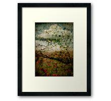 Kerlaikins Skavlgard (Once was a Garden of Love) Framed Print