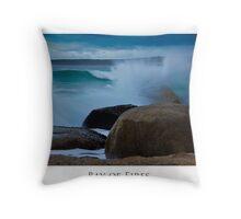 Bay of Fires - East Coast Tasmania Throw Pillow