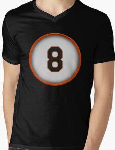 8 - The Iron Man (alt version) Mens V-Neck T-Shirt