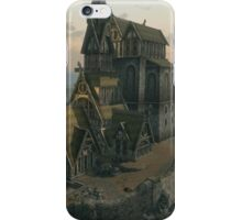 Skyrim Dragonsreach iPhone Case/Skin
