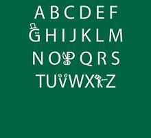 Canadian Alphabet Unisex T-Shirt