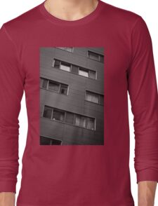 Filtered Long Sleeve T-Shirt