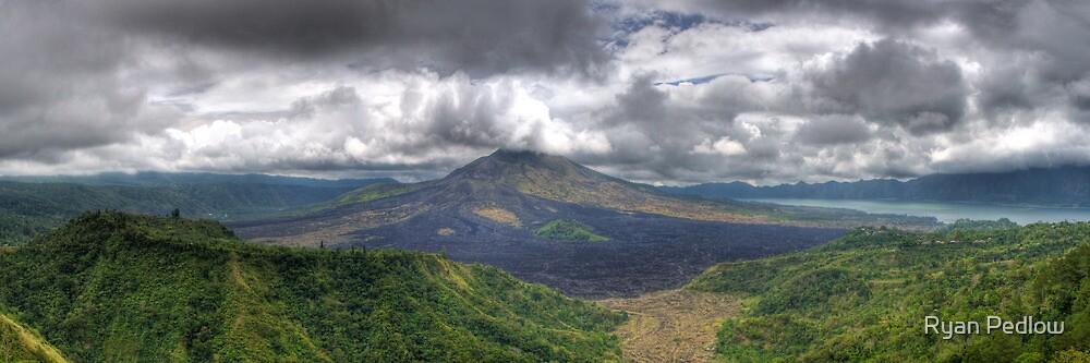 Gunung Batur by Ryan Pedlow