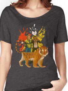 DR2 Co-op Nova & Sp00n Women's Relaxed Fit T-Shirt