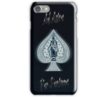 By good fortune to the stars iPhone Case/Skin