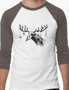 Wendigo Men's Baseball ¾ T-Shirt