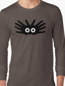 OWL IN HAND Long Sleeve T-Shirt