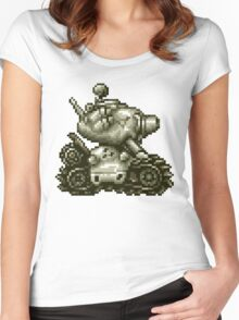 SV-001 Women's Fitted Scoop T-Shirt