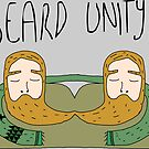 Bearded men unity by ScottBarker