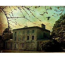 Agatha's House Photographic Print