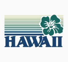 Hawaii Baby Tee