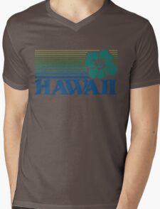 Hawaii Mens V-Neck T-Shirt