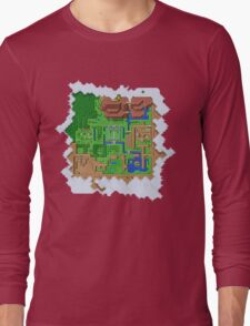 Realms of Hyrule Long Sleeve T-Shirt