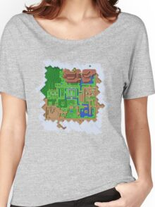 Realms of Hyrule Women's Relaxed Fit T-Shirt