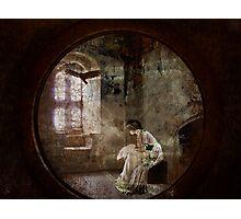 Stone Walls a Prison Make Photographic Print