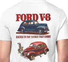 Ford V8-1 Unisex T-Shirt