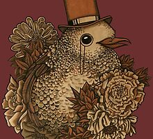 A Very Dapper Bird by Corinne Bowers