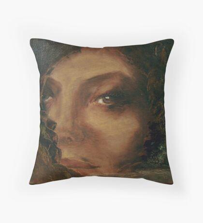 Encounter ... Throw Pillow