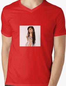Zendaya Barbie doll Mens V-Neck T-Shirt