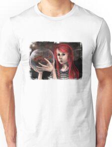 Fish Girl Unisex T-Shirt