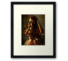 The Role Model Framed Print
