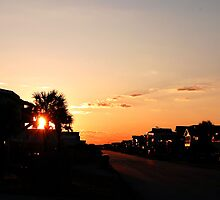 Beach Road by Sandy Woolard