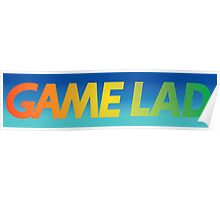 Gamelad- with back Poster
