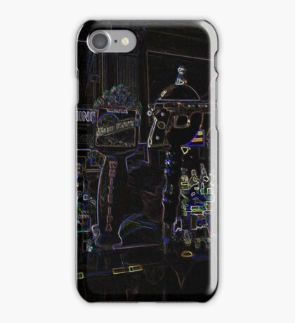 Glow Bar iPhone Case/Skin