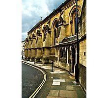 Somewhere in Bath Photographic Print