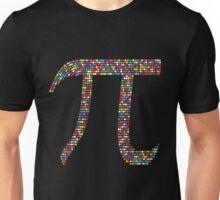 The digits of Pi Unisex T-Shirt