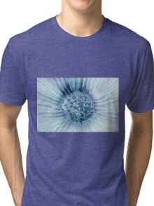 abstract background Tri-blend T-Shirt