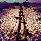 Tracks #1 by Richard Pitman