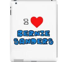 I Heart Bernie Sanders iPad Case/Skin