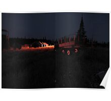 DayZ Standalone - Tent City at NWAF Poster
