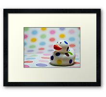 a brilliant disguise Framed Print