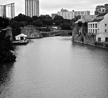 View From a Bridge by Melissa Fuller