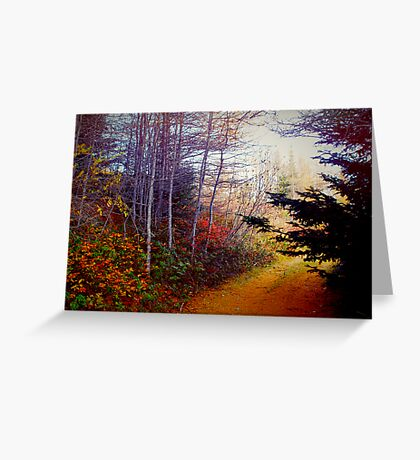 Once Upon a Fall Greeting Card