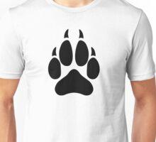Wolf Paw Unisex T-Shirt
