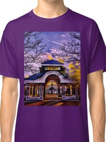 Noddle's Island Pavilion, East Boston  Classic T-Shirt