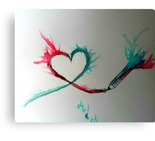Create*Inspire*Love* Canvas Print