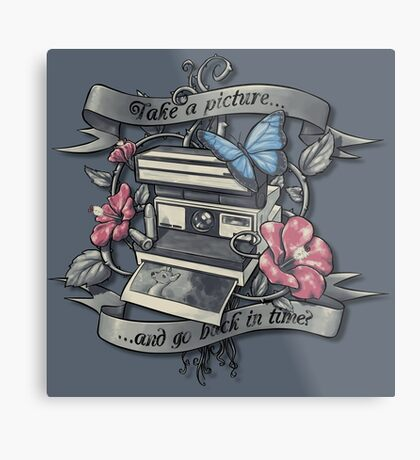 Take a Picture...? Metal Print