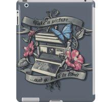 Take a Picture...? iPad Case/Skin