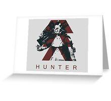 Hunter by Shoro Greeting Card
