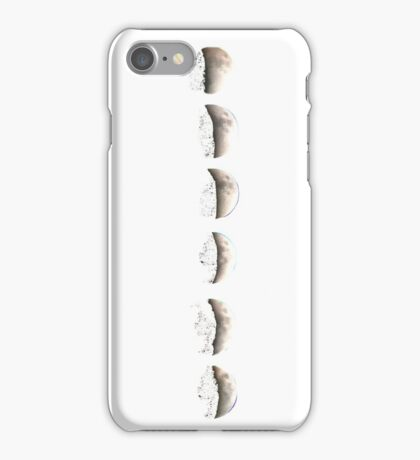 Exploding Moons iPhone Case/Skin
