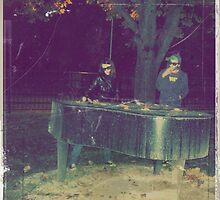 old sKool piano night  by Zoran Kochoski