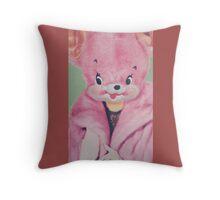 Was a Bear Throw Pillow