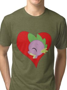 I have a crush on... Spike Tri-blend T-Shirt