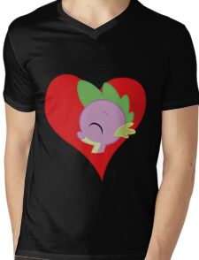 I have a crush on... Spike Mens V-Neck T-Shirt