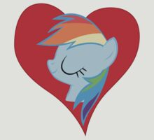 I have a crush on... Rainbow Dash T-Shirt